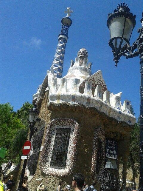 Park Güell #Barcelona #Spain