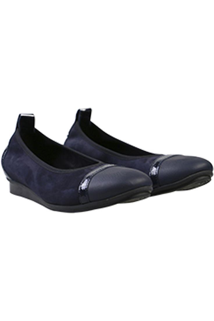 Arche - The Ninour Shoe In Navy