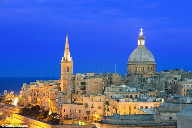 Art on the horizon: Malta's capital Valletta will be European Capital of Culture in 2018