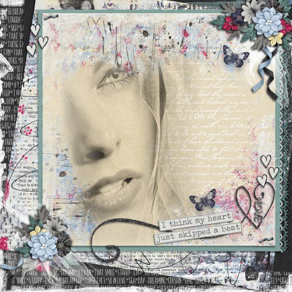Kit *swoon* by Created by Jill. Template Fabulous Fall #2 by Heartstrings Scrap Art.