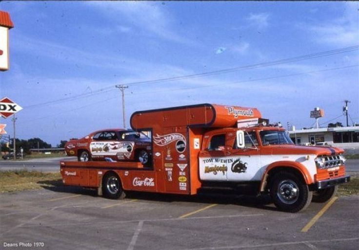 Vintage Nascar Race Cars For Sale >> Mongoose car hauler and duster Funny Car | race transport - Drag racing | Pinterest | Cars ...