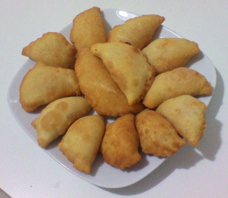 I panzerotti baresi con il Bimby - L'unica ricetta che si asomiglia a quelli panzerotti che faceva papa!