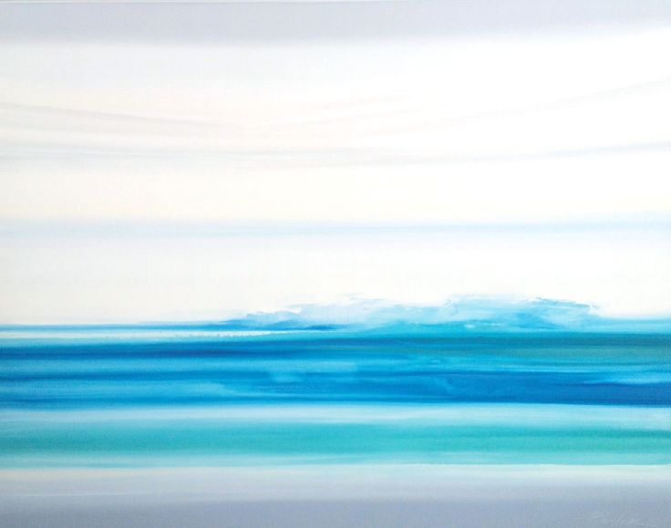 Find Me Here (inquiries: info@zoepawlak.com) #landscape #abstract #art #contemporary #painting #oil #interior #design #color #light #bold #bright