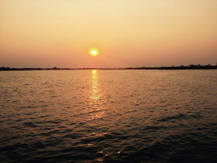 Zambezi Sunset Caprivi