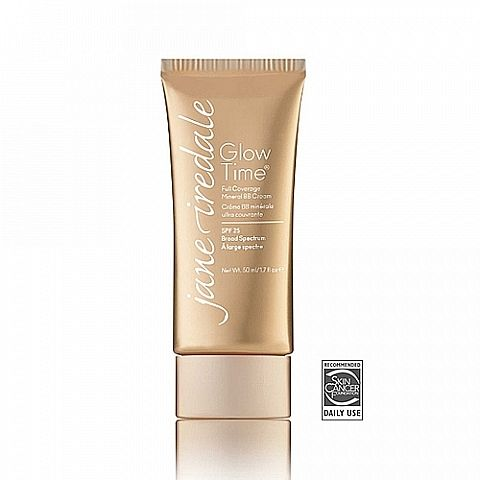 Glow Time Full Coverage Mineral BB Cream.  BB3 - for Me.