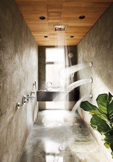 Sonar Con Una Regadera De Baño:Awesome Shower