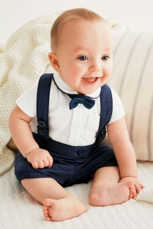 Adorable Wedding Outfits For Babies And Toddlers