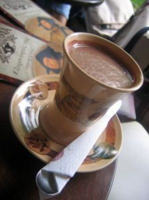 Hot Chocolate and Hot Cocoa