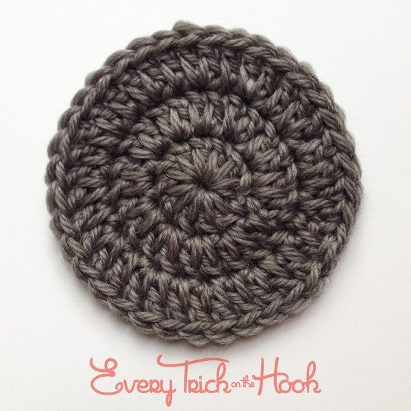 Circles are one of the most basic things you'll ever learn to crochet. You probably learned how to make a circle early on in your crochet career when you made your first beanie. And then, I b…