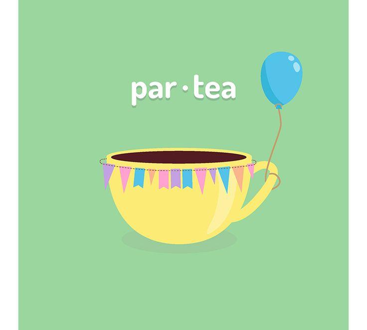 lipton tea puns - Gina Holder