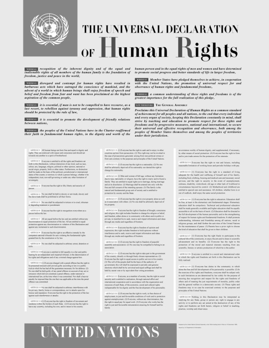 a review of the universality of the human rights Human rights are universal and inalienable indivisible interdependent and  interrelated they are universal because everyone is born with and possesses  the.