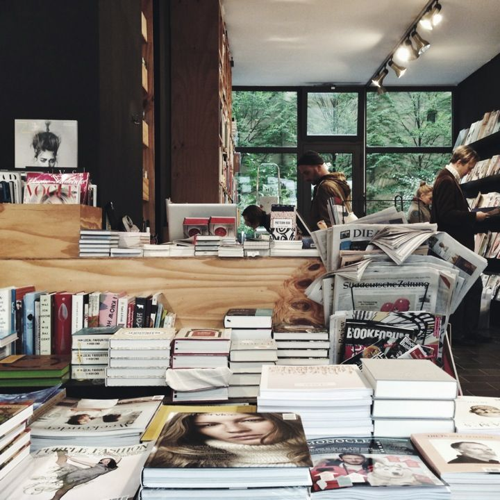 Amazing selection of books and magazines!