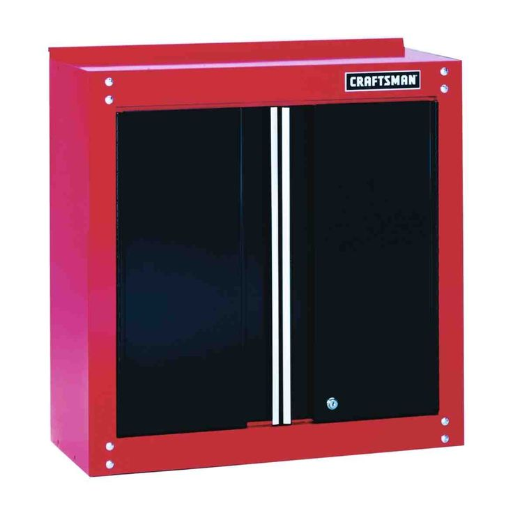 Gas Can Storage Cabinet