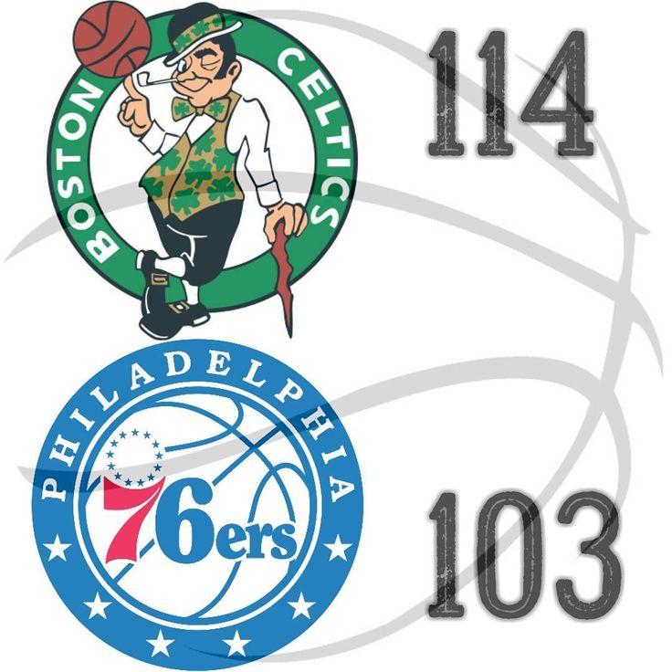 Los #Celtics superan a los #Sixers #Irving fue la estrella del partido. (Imagen: ESPN) SÍGUENOS  @Es_Baloncesto   #Balon #Baloncesto #Basketball #Sport #Fit #Fitness #NBA #Spanish #Español #Canasta #Asistencia #Mate #Juego #Hoop #Hoops #Dime #Dimes #Handle #Handles #Shoot #Shoots #New #News #Game #Games #ThisIsWhyWePlay