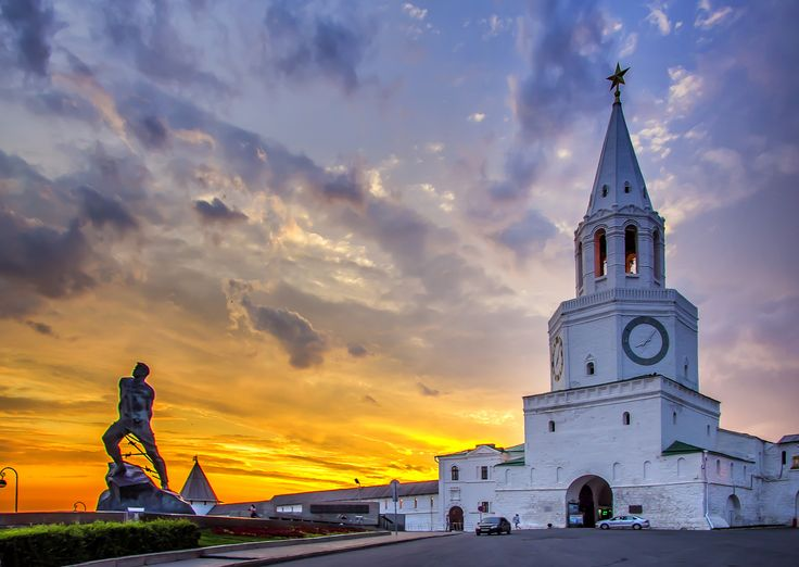Казанский Кремль - город Казань