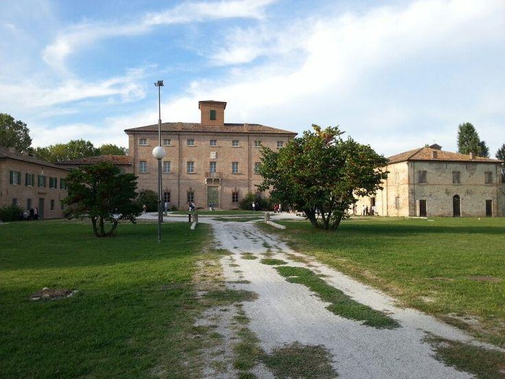 Villa Torlonia a san Mauro Pascoli, luogo di lavoro del padre del Poeta