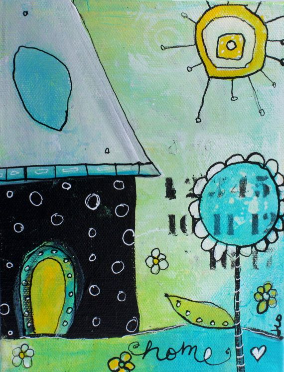 1000 images about artist jodi ohl on pinterest for Funky house artists