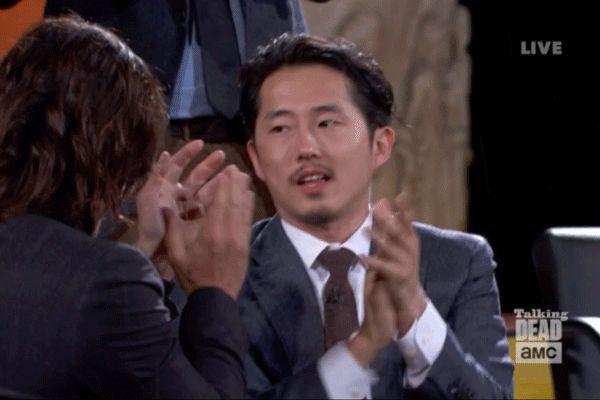 Lauren Cohan Explains Glenn's Final Words on The Walking Dead | Vanity Fair