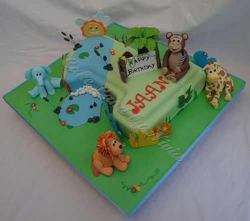 232 best Animal Cakes images on Pinterest Animal cakes Birthday