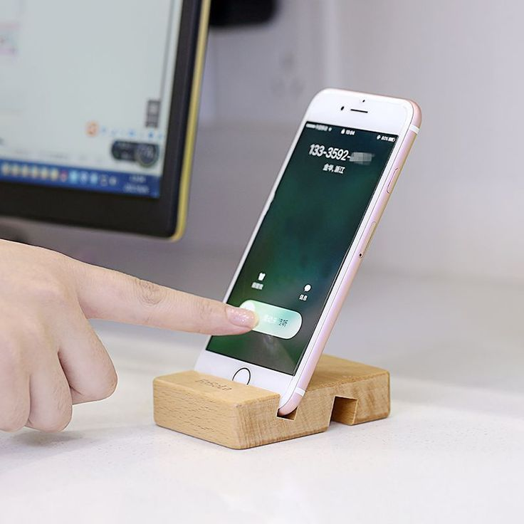 Buy Lundi Wooden Phone Stand Apple Iphone Stand Ideas Of Apple Iphone Stand Appleiphonestand Iphonestan Desk Phone Holder Wooden Phone Holder Phone Stand