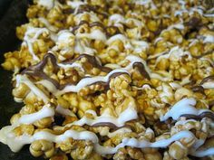 Zebra Popcorn Popcornopolis Copy Cat