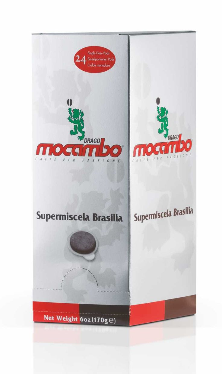Mocambo Brasilia ESE Pads 24 St.