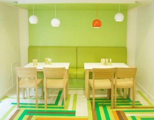 Restaurant Interior Design Great Greats
