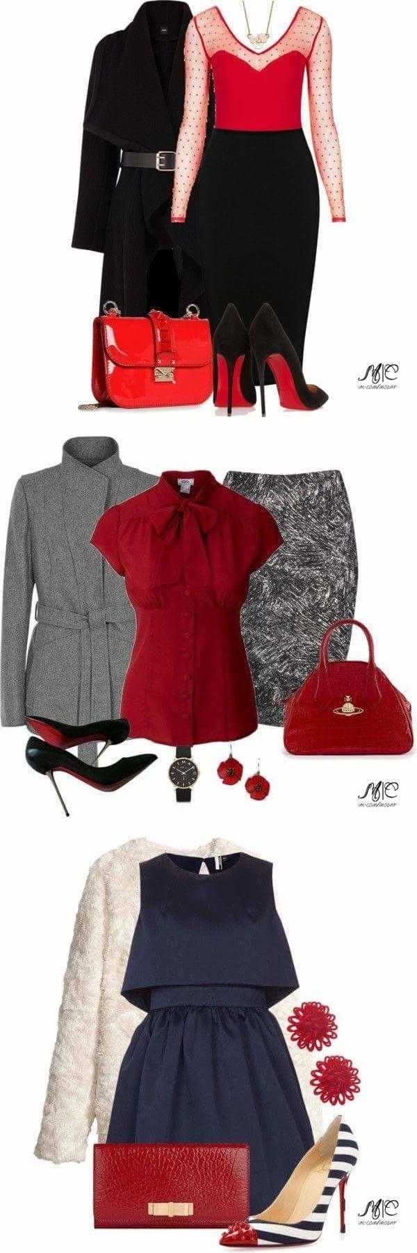 Look! Красная сумочка! — Модно / Nemodno