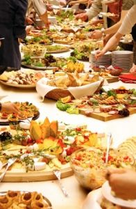 Cheap Catering Ideas For A Wedding