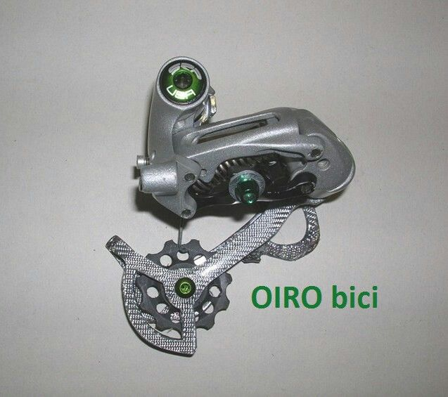 cambio posteriore tuning OIRO race XTR 01