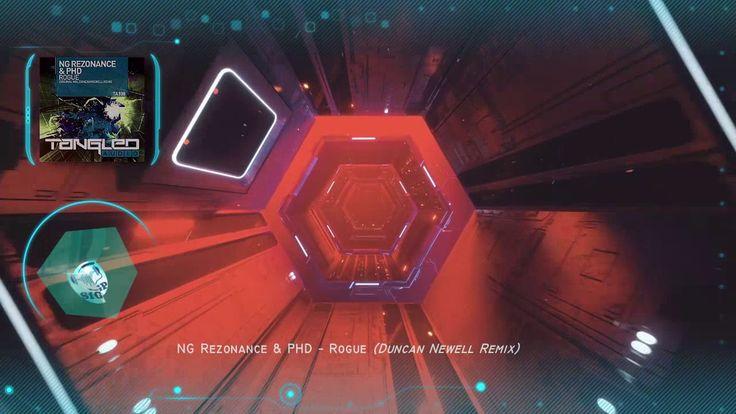 NG Rezonance & PHD - Rogue (Duncan Newell Remix) [Tangled Audio]