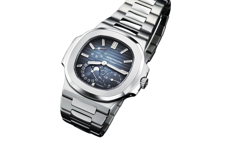 Patek Philippe, Nautilus Quadrante Tiffany Ref. 5712 1A-001 em Classifieds em Presentwatch
