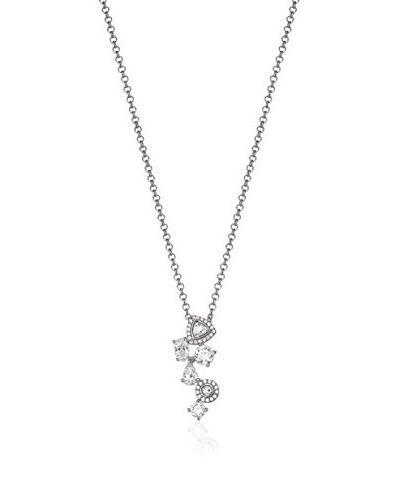 Esprit Conjunto de cadena y colgante Shiny Stones plata de ley 925 mil茅simas