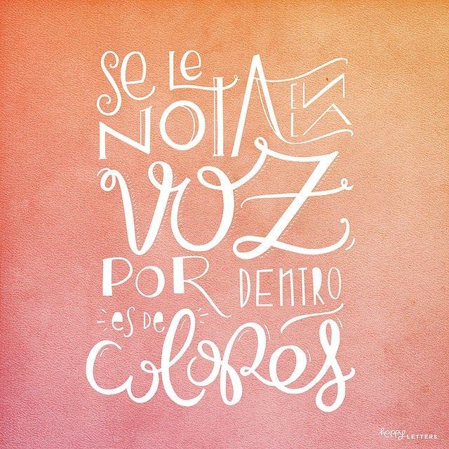 Volviendo a las canciones... #happyletters #extremoduro #sitevas #lettering…