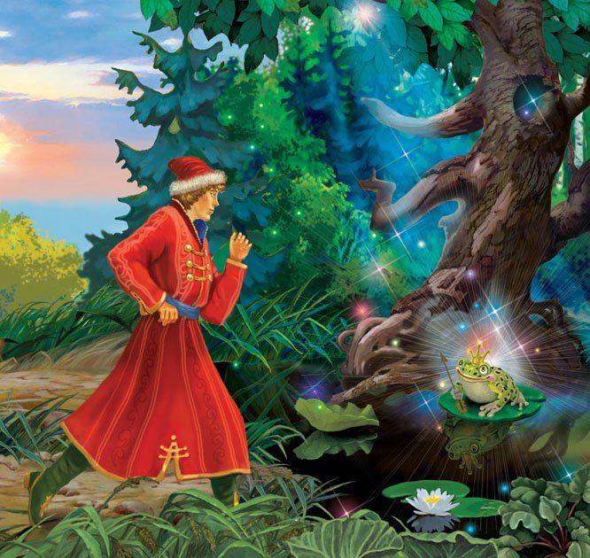 только картинки сказки царевны лягушки народная сказка актера любят