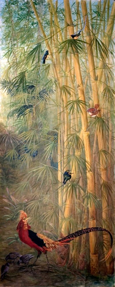 25 best ideas about tapisserie trompe l oeil on pinterest style colonial b - Tapisserie trompe l oeil ...