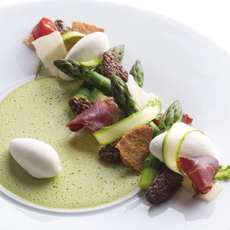 Les 42 meilleures images du tableau nos recettes a g entr es sur pinterest gastronomie - Cuisiner les asperges vertes fraiches ...