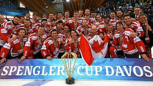 Spengler Cup champions for the first time since 2007. Known to many people as the best Spengler Cup team in the history of Hockey Canada!