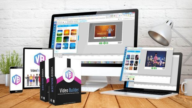 """VIDEOBUILDER APP VIDEO ANIMATION CREATION SOFTWARE BY PAUL PONNA REVIEW – RUNS ON ANY PLATFORM, SIMPLE WAYS TO CREATE PROFESSIONAL 3D ANIMATED VIDEOS THAT LEVERAGES THE POWER OF VIDEO WITH BEST TEXT-TO-SPEECH ENGINE & AUTOMATED """"LIP-SYNC"""" TECHNOLOGY TO INCREASE VISIBILITY, TRAFFIC AND SALES WITH ZERO LEARNING CURVE"""