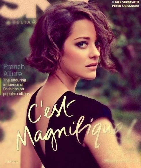 Vogue Short Curls