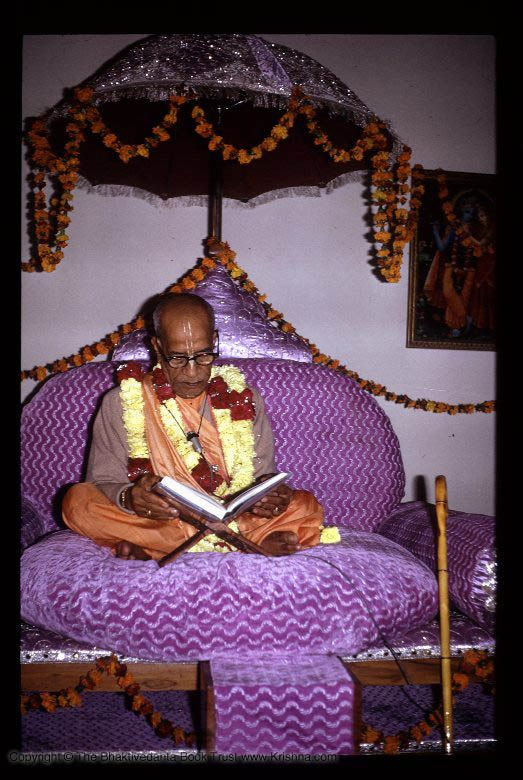 Chanting The Holy Name Of Lord Krishna - Part 1.