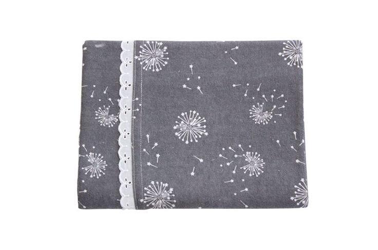 Dandelion Wishes Cotton Flannelette Swaddle - Levi & Evelyn