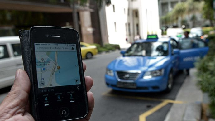 The Kingdom Of News: Tech, politics, society: Uber taxi app gets nation...
