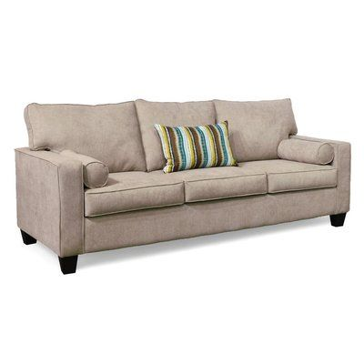 Piedmont Furniture Delilah Sofa Upholstery: Felix Pumice / Boho Celeste