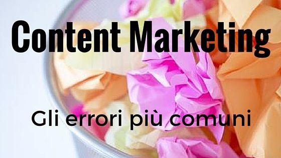 E sefosse il momento di rivedere la tua strategia di Content Marketing?