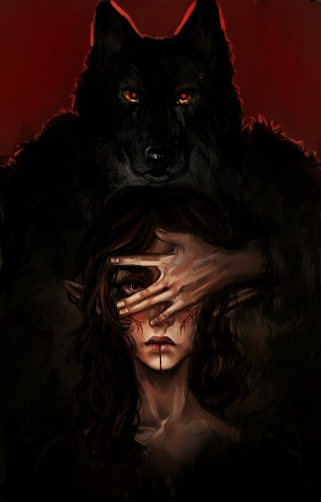 """""""I also never said I was a wolf? Okay. I'm telling you now. I'm also a shaman and a wolf"""" -Beria Blake"""