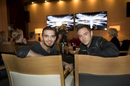 mans zelmerlow posts - Guys of Eurovision