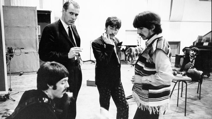 George Martin; Beatles; Changed the World
