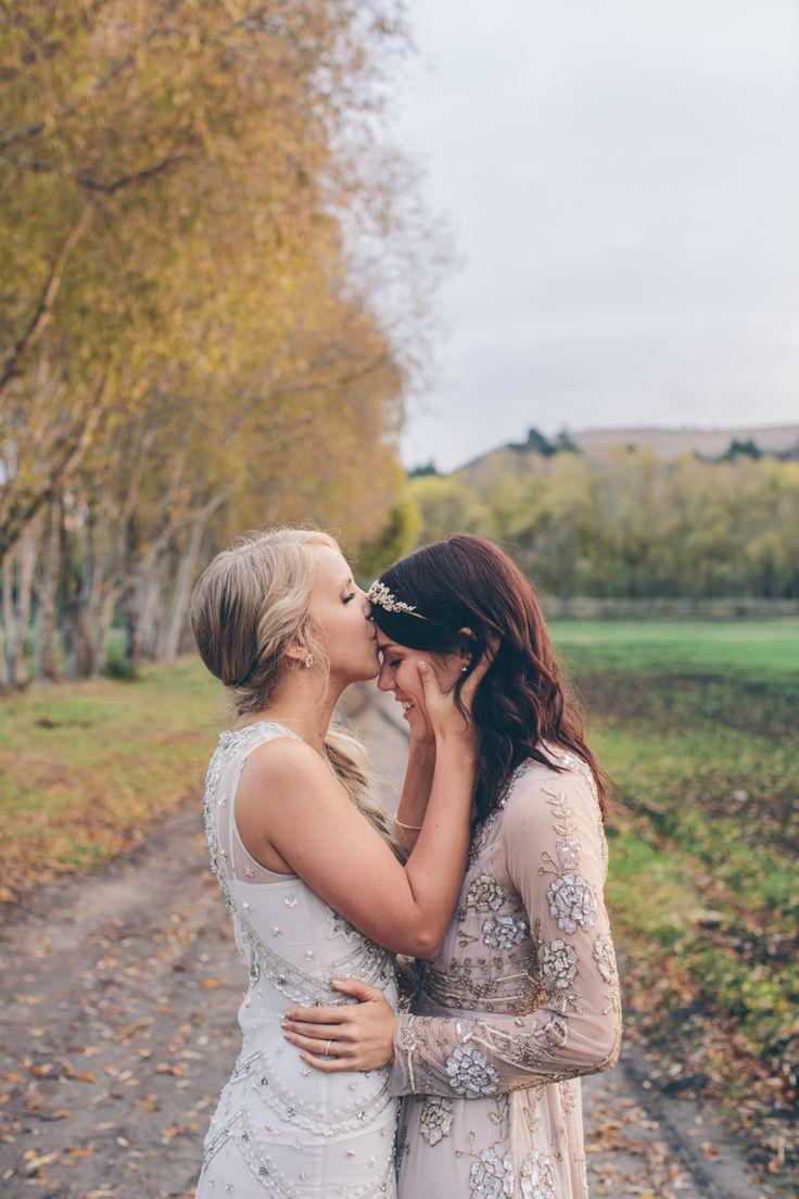 lesbian wedding ideas lesbian wedding ideas Moss Denver is digging these same sex wedding ideas