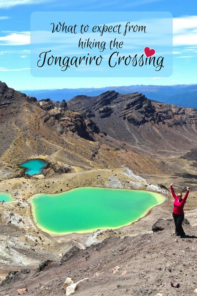 What to expect from hiking the Tongariro Crossing, one of New Zealand's Great Walks and voted the best one day hike in the country!